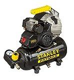 Stanley - Compresseur HY 227/8/6E, 2017203, (compact, électrique, pression de 8 bar,15 kg, réservoir de 6L, puissance du moteur : 2 CV).