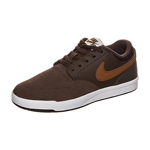 Nike 749478-221, Zapatillas de Deporte Niño, Marrón (Baroque Brown/Hazelnut Ivory Black), 39 EU