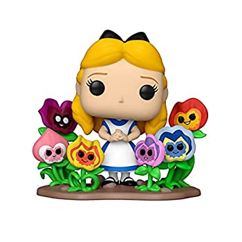 Funko Pop! Deluxe  Alice in Wonderland 70th - Alice in Wonderland with Flowers