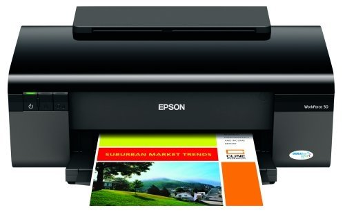 Epson WorkForce 30 Color Inkjet Printer...