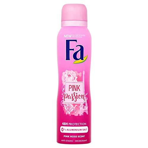 3 stuks - FA deospray WomenPink Passion - 150 ml