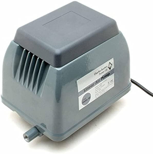 Blue Diamond ET 40 Septic Or Pond Linear Diaphragm Air Pump By Blue Diamond Pumps