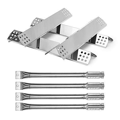 Grill Valueparts Grill Kit for Kitchenaid 740-0780 740-0781 720-0745B 720-0745 720-0745A 720-0733A 720-0733D 720-0732 Flame Tamer Heat Plates Grill Burner