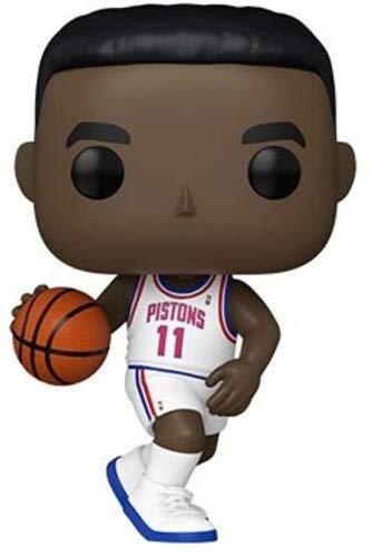 Funko- Pop NBA Isiah Thomas(Pistons Home) (47910)