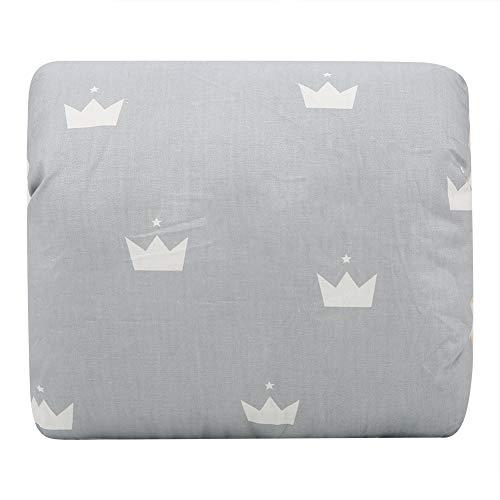 Almohada de lactancia, Cojin Lactancia brazo de alimentación de biberón suave de algodón Almohada de apoyo para lactantes(#7)