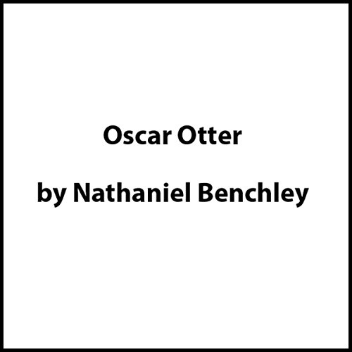 Oscar Otter audiobook cover art
