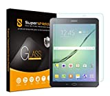 Supershieldz for Samsung Galaxy Tab S3 and Galaxy Tab S2 (9.7 inch) Tempered Glass Screen Protector, Anti Scratch, Bubble Free
