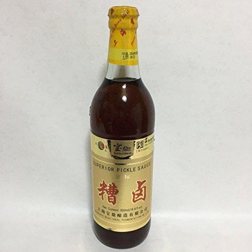 上海糟鹵そうる シャンハイ料理・中華食材調味料 500ml 冷凍食品と同梱不可