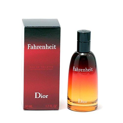 FAHRENHEIT by Christian Dior Eau De Toilette Spray 1.7 oz