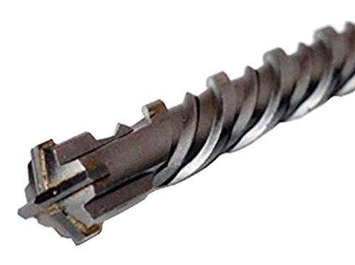WERKON Broca profesional SDS Plus, 10 x 600 mm, corte en cruz