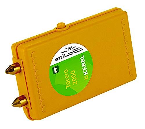 Kerbl Viehtreiber Torero 2000 rechteckiges Taschenformat 13 x 8 x 3 cm inkl. Batterie