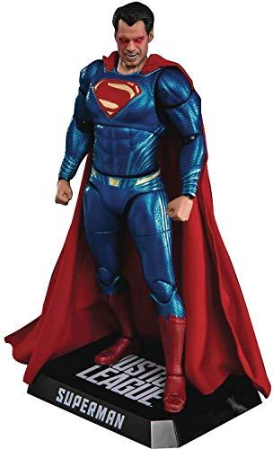 Beast Kingdom Toys Justice League Dynamic 8ction Heroes Action Figura 1/9 Superman 20 cm