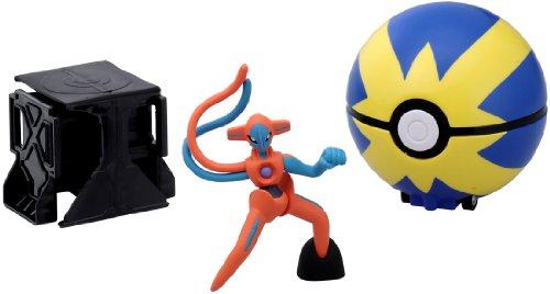 Super Pokemon Pokemon Deoxys getter starter set (japan import)