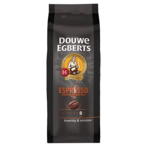 Douwe Egberts Aroma Variaties Espresso Koffiebonen, 4 x 500 Gram