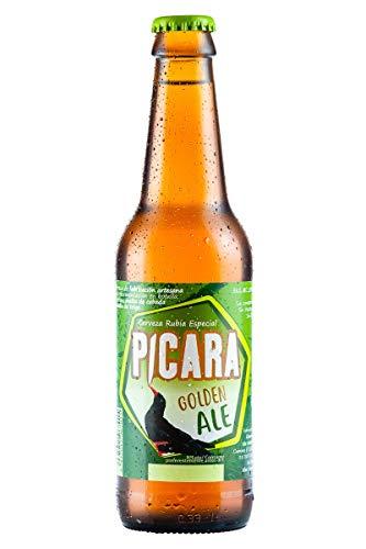 PÍCARA Bier 33 cl. Kanarische Produkte