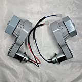 12V Gearbox and Motor Left&Right Compatibal with for Motion Trendz Yamaha Raptor...