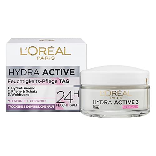 L'Oréal Paris Dermo Expertise Hydra Active 3 Tag, 50 ml