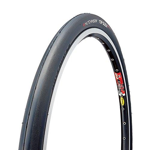 Hutchinson 696105 - Cubierta plegable de ciclismo, color negro, 26 x 1.50
