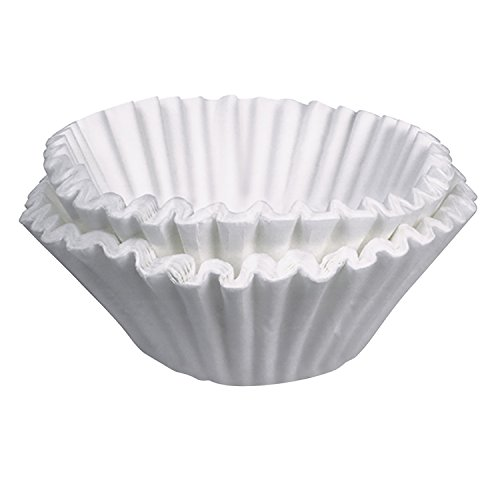 Bunn 20120.0000 Commercial Infusion and System III Paper Coffee Filters (Pack of 500)