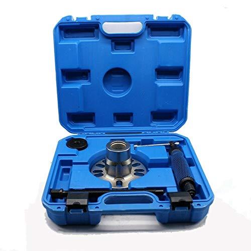 Anciun 10T Hydraulik Radnaben Werkzeug, Hydraulischer Antriebswellen Ausdrücker Radnaben Abzieher Radnabenabzieher Montage Demontage Werkzeug 96-125mm