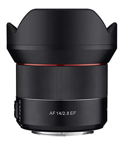 Rokinon AF 14mm F2.8 Weather Sealed Auto Focus Wide Angle Lens