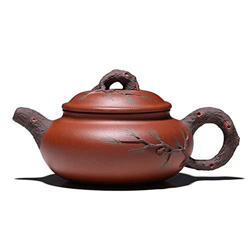 Conjuntos Tetera, Regalo Hecho a Mano Chino Tetera de Yixing Saludable Tetera de Arcilla púrpura Buen Negocio