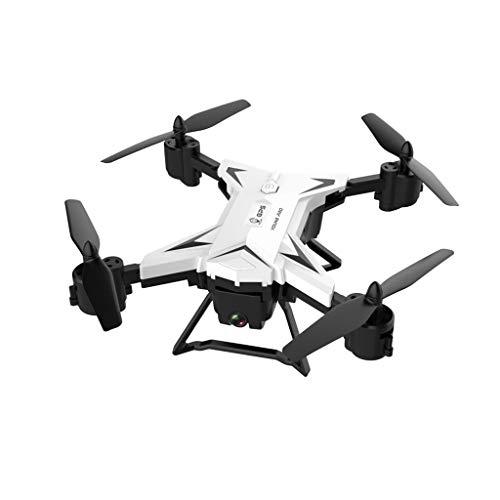 USIRIY KY601G GPS Drone mit 4K HD Kamera 1800M Kontrollabstand Drone Professioneller RC Quadrocopter 5G WLAN FPV Faltbar Drohne (Weiß)