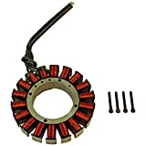 New Harley Davidson Motorcycle 40 AMP Stator Replacement For Dyna Low Rider...