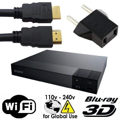 Find Bargain Sony S5500RF Wi-Fi Multi System Region Free Blu-Ray Disc DVD Player