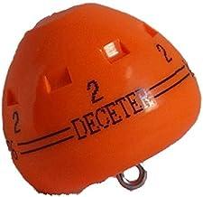 浮動ウキ DECETER(ディセター) オレンジ Mサイズ 2番