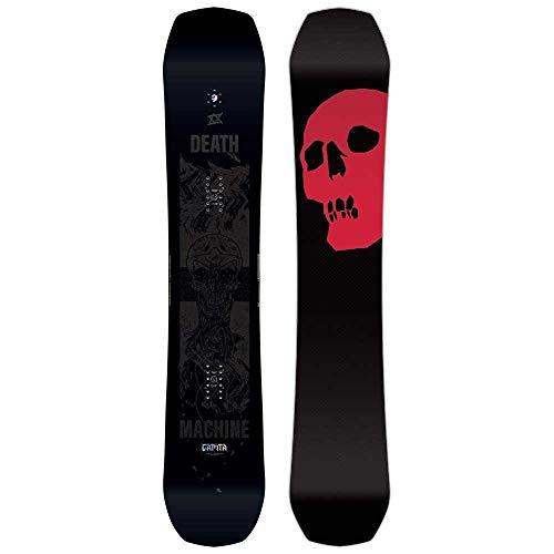 Capita Black Snowboard of Death Wide Snowboard 2021, 165W