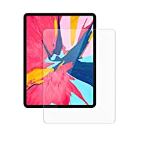 iPad Pro 11インチ 2020/2018対応 ガラス 液晶保護フィルム 強化ガラス 3Dタッチ 硬度9H 高透過率 飛散防止 指紋防止 気泡ゼロ 撥水撥油 旭硝子 ピタ貼り 極薄 簡単貼り付け
