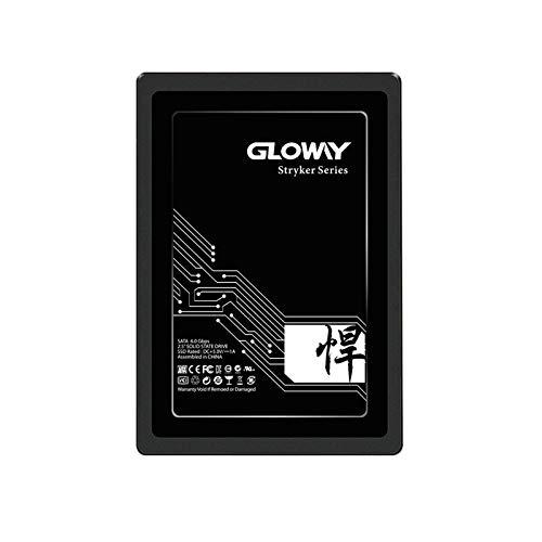 Gloway STK 3D NAND SATA III SSD, 2,5 Zoll (6,35 cm), interne Solid State Drive (240 GB)