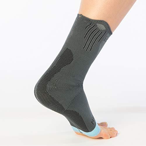 チュアンヌ マレオアクション 足首サポーター サイズ1 足首回り 19-21cm ランニングで痛めた足首に