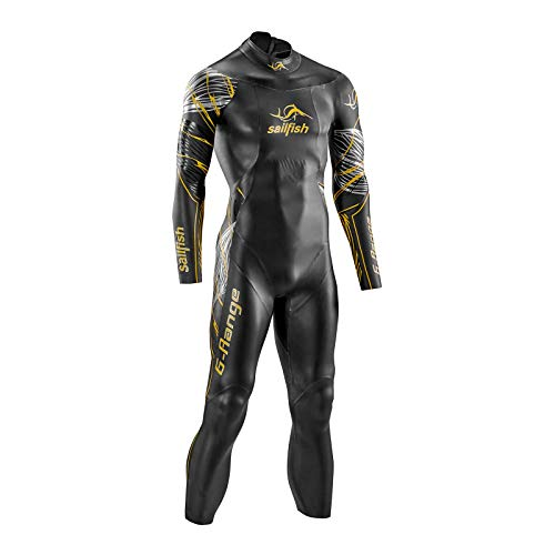 Sailfish G-Range 7 - Traje de neopreno para hombre, color multicolor, tamaño SL