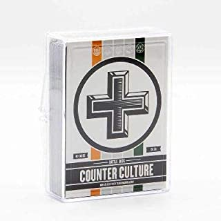 Counter Culture Battle Deck. Magic The Gathering Preconstructed Green White Deck. 60 Cards.