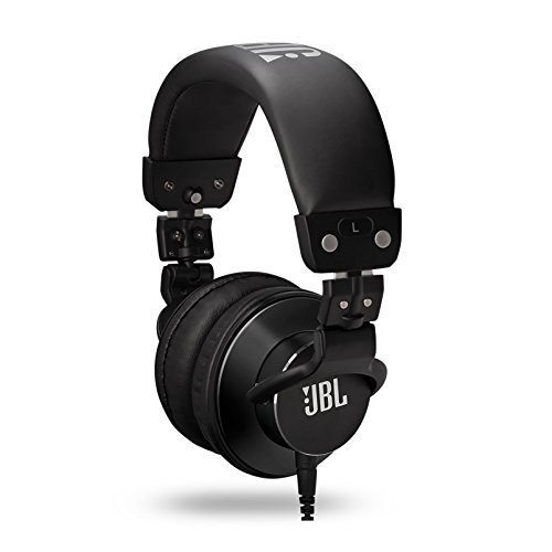 Why Should You Buy BassLine Over-Ear DJ Style Headphones with In-line Mic & Controls (Black)
