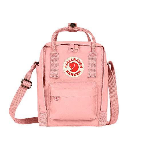 Fjallraven, Kanken Sling Crossbody Shoulder Bag for Everyday Use and Travel, Pink
