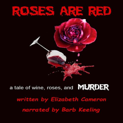 Roses Are Red audiobook cover art