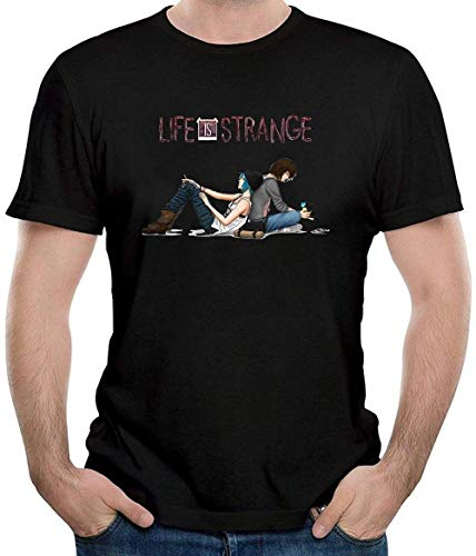 Camisetas para hombre Life Seven is Seven STR sevenange Art Camisetas de manga corta
