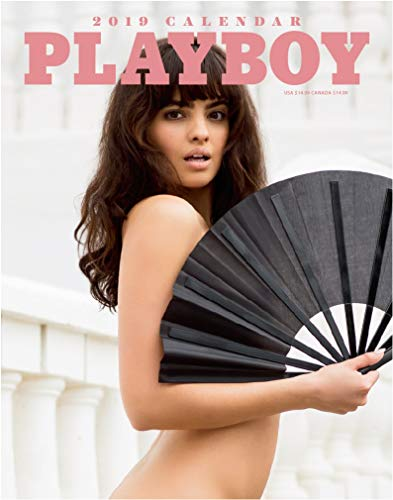 Calendario Playboy 2019Edition con nudity-factory plastica avvolto