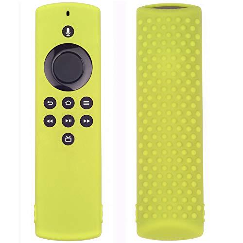 laimoere Amazon Fire TV Stick Lite, Cover in Silicone per Telecomando, Cover Protettiva Antiurto Leggera Antiscivolo