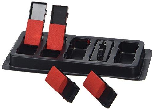 Trodat-Tampone per inchiostro, colore: rosso