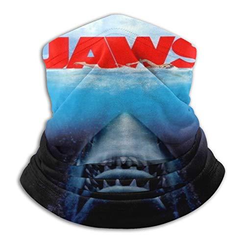 Máscara facial de tiburón reutilizable lavable bandanas de tela para mujeres y hombres