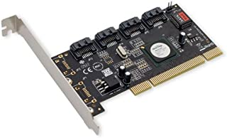 Syba - Scheda controller RAID PCI SATA I/II a 4 porte