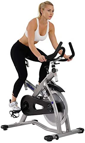 ASUNA 7100 Sabre Cycle Exercise Bike Magnetic Belt Drive Commercial Indoor Cycling Bike with product image