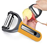 4 In 1 Vegetable Peeler Fruit Potato Carrot Peeler Grater Turnip Cutter Slicer,Beer Openers