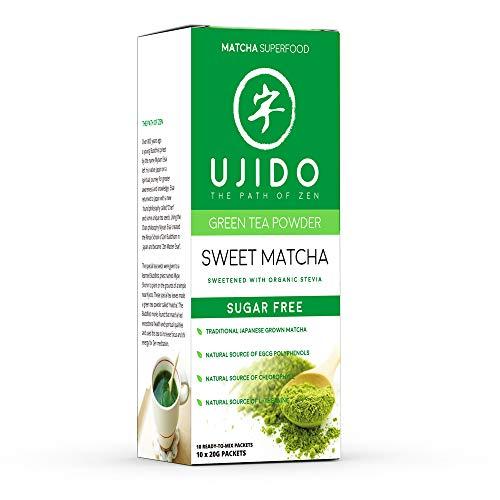 Organic Sweet Matcha 20g x 10