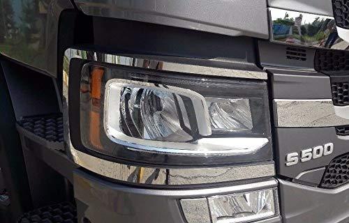 2x koplampen links en rechts voor SCANIA S en R serie 2016+ trucks