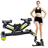 L NOW Adjustable Mini Stair Stepper Exercise Equipment Step Machine (S4)